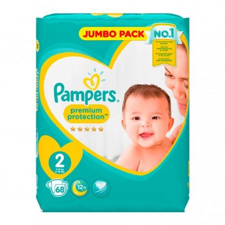 68 couches pampers new baby taille 2 moins cher sur le roi de la couche - Couches pampers en gros pas cher ...